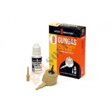 Gungas HIGH STRENGTH Propane Adaptor Kit (AI-GG-HS Airsoft Innovations)