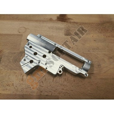 Gear Box Vuoto V.2 8mm QSC per M4 E&L (R7231 Retro Arms)