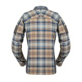 MBDU Flannel Shirt Ruby Plaid tg. M (KO-MBD-PO Helikon-Tex)