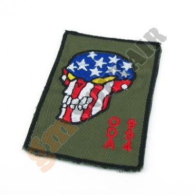 Patch ODA 994 OD Ricamata