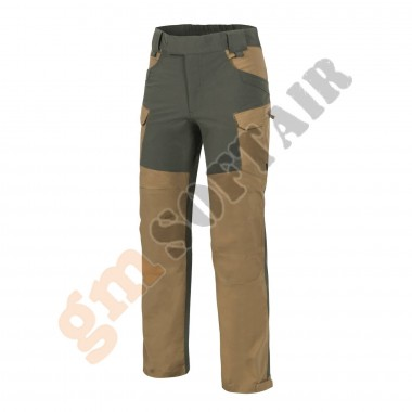 Hybrid Outback Pants Coyote / Taiga Green tg. XXXL (SP-HOP-DC Helikon-Tex)