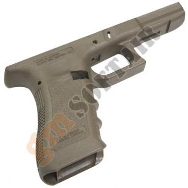 Guscio per Glock G17 / G18 TAN