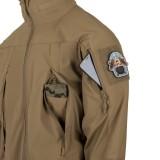 Blizzard Jacket Stormstretch Mud Brown Tg.M (KU-BLZ-NL-60 Helikon-Tex)