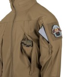 Blizzard Jacket Stormstretch Mud Brown Tg.M (KU-BLZ-NL-60 Helikon-Tex)