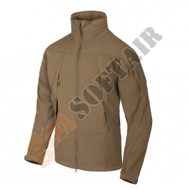 Blizzard Jacket Stormstretch Mud Brown Tg.XXL (KU-BLZ-NL Helikon-Tex)