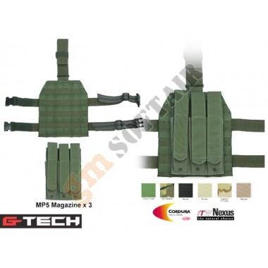 Porta caricatore MP5 Verde