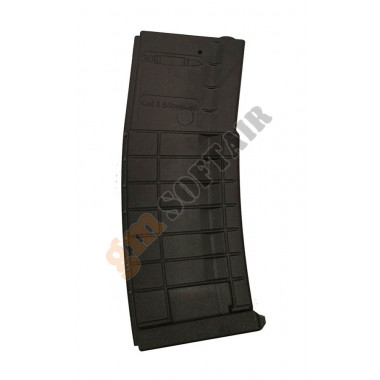 Flash Magazine H416 da 300 bb Nero (MAG-HF-BK D-DAY)