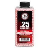 Bottiglia 0.25g Traccianti Red 2700bb (G-07-267 G&G)