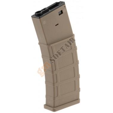 Caricatore Tactical M4/M16 da 360bb Carica a Corda TAN Lonex (GB-06-07)