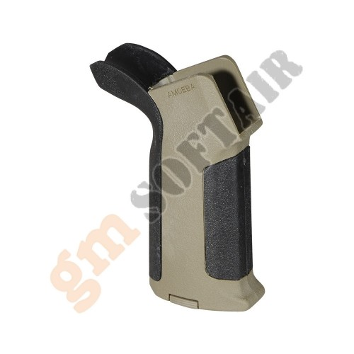 Grip Amoeba Tan/Bk (AM-HG005A-MX ARES)