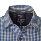 Covert Concealed Carry Short Sleeve Shirt Royal Blue Tg. M (KO-CCS-CB Helikon-Tex)