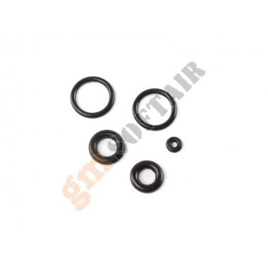 Set O-Ring per Valvole Caricatore WE GBB (AP-7441 AIRSOFTPRO)