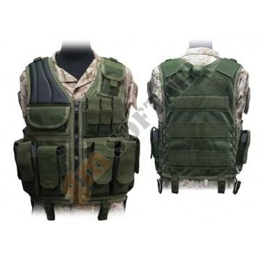 Tactical Vest Verde (GT-V01(OD) GUARDER)