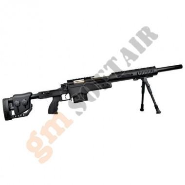 MB4410D Sniper Rifle con Bipiede Nero (MB4410B WELL)