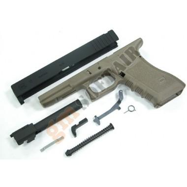 Kit Completo per Glock 17 Tan