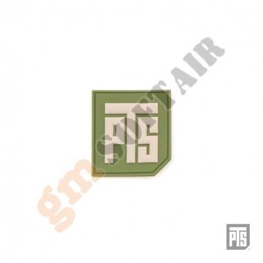 """Patch 3D PVC Logo 1.5"""" MC (PT840530338 PTS)"""