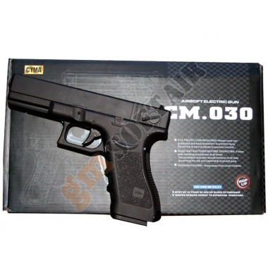Glock G18C Elettrica Nera
