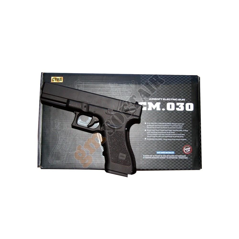 Glock G18C Elettrica Nera (CM030 CYMA) - Gm SoftAir Srl