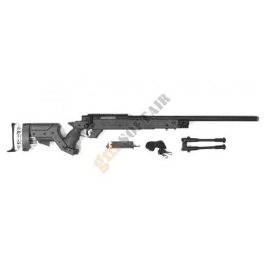 Fucile da sniper Nero R96N con Bipiede Well