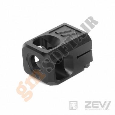 PTS ZEV Pro Compensator V2 Black (ZV025490307 PTS)