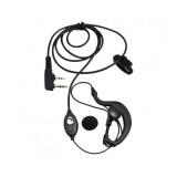 Microfono Auricolare con Attacco Kenwood