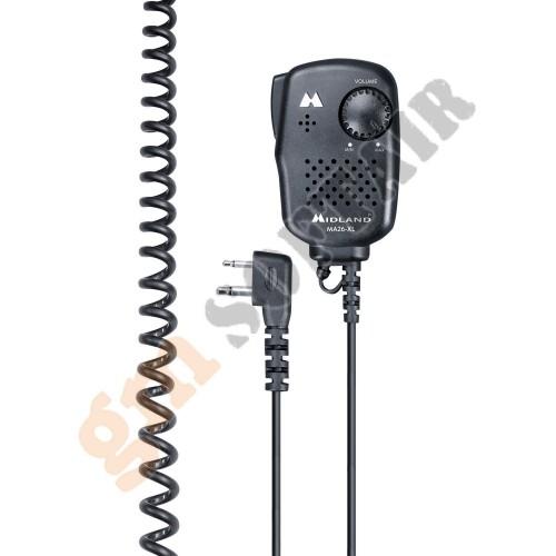 Microfono Altoparlante Midland MA26-XL (C515.05 MIDLAND)