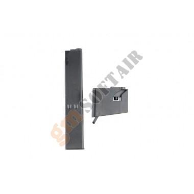 Caricatore Monofilare SMG con Adattatore M16 da 100bb (P259P CLASSIC ARMY)