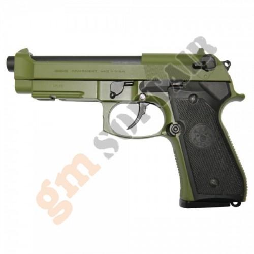 GPM92 Hunter Green (GAS-GPM-92F-GBB-ECM G&G)