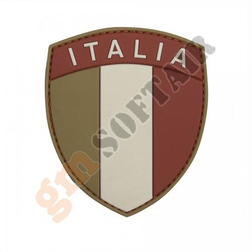 Patch PVC Scudetto Italia Multi (101 INC)