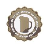 Patch 3D PVC Drink Beer Desert (101 INC)