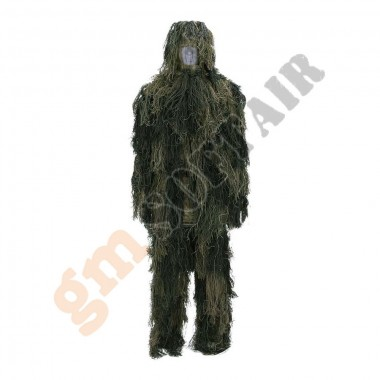 Special Force Ghillie Suit Woodland Tg. M/L (FOSCO)