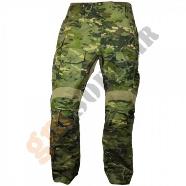 Blue Label Combat Pants Gen.3 Multicam Tropic Tg. L (EMB9319MCTP EMERSON)