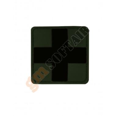 Patch 3D in PVC Croce Medico OD/BK (101 INC)