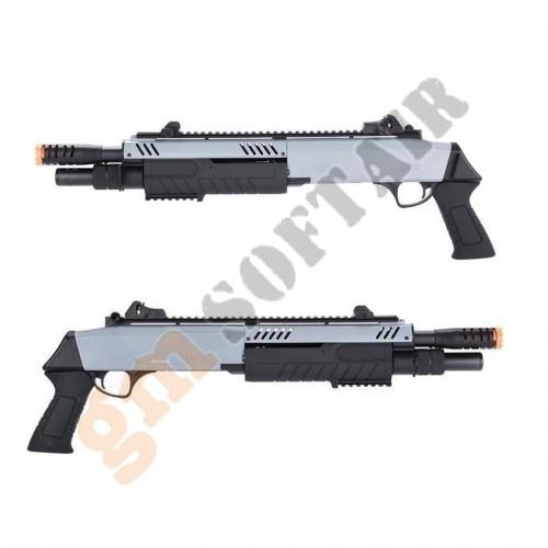 BO - Fabarm STF12-11 Grey (LR3007GR)