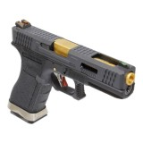 G17 Classic Floral Pattern Bronze (WG01FB WE)