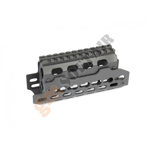 Rail Handguard NITRO.Vo KeyMod per AKS74U (135766 LAYLAX)