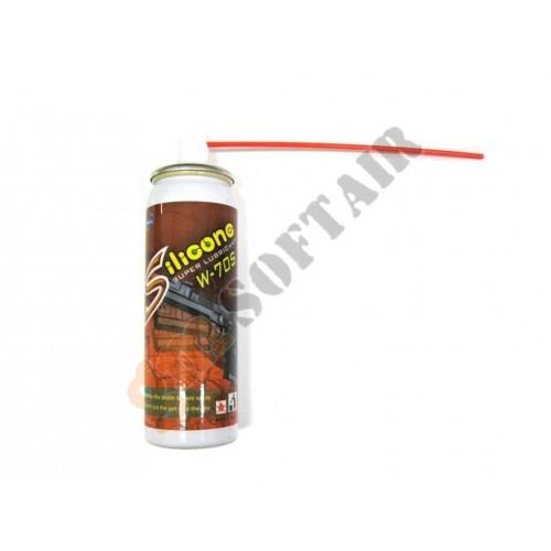Spray Siliconico (WG)