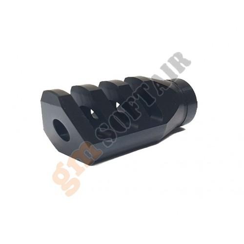 Spegnifiamma Muzzle Brake Type E - CCW (R7556 RETRO ARMS)