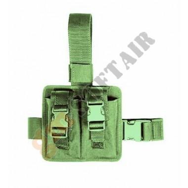 Porta caricatore per serie G3 Verde