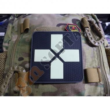 Patch 3D BIG RedCross Medic Fluo (JTG.FRP.GID JTG)
