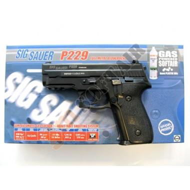 Sig Sauer P229 GAS