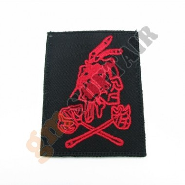 Patch Seal Devgru a Colori Ricamata