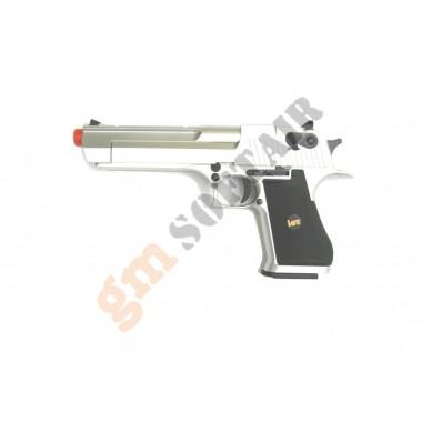 Pistola HG-195S Silver