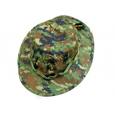 Boonie Hat Digital Woodland tg.L