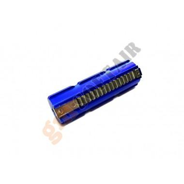 P5 Pistone Blu con tutti i denti in metallo