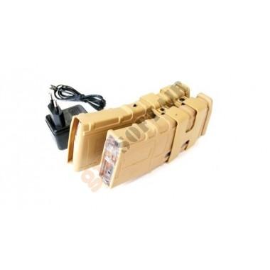 Caricatore Elettrico B38B Masada TAN
