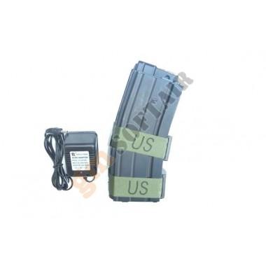 Caricatore Elettrico Doppio M105 per M4/M16