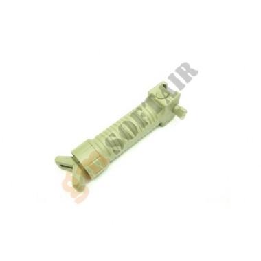 Vertical Grip con Bipiede Verde