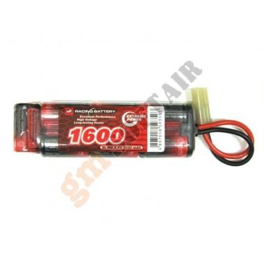 Batteria MINI Ni-Mh 8.4x1600