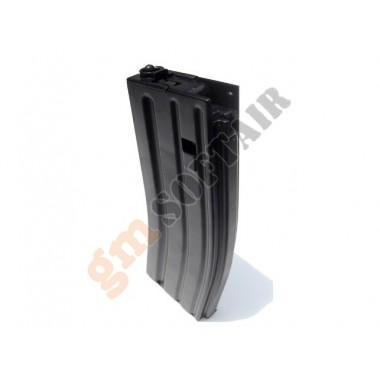 Caricatore monofilare da 82bb per M4/SCAR-L Recoil Nero